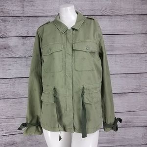 Anthropologie Sanctuary With Honor Utility Jacket